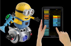 LEARN TO PROGRAM YOUR MINION!