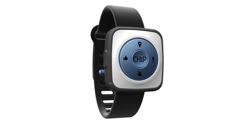 SMARTBAND: CHIP RECOGNIZES YOU