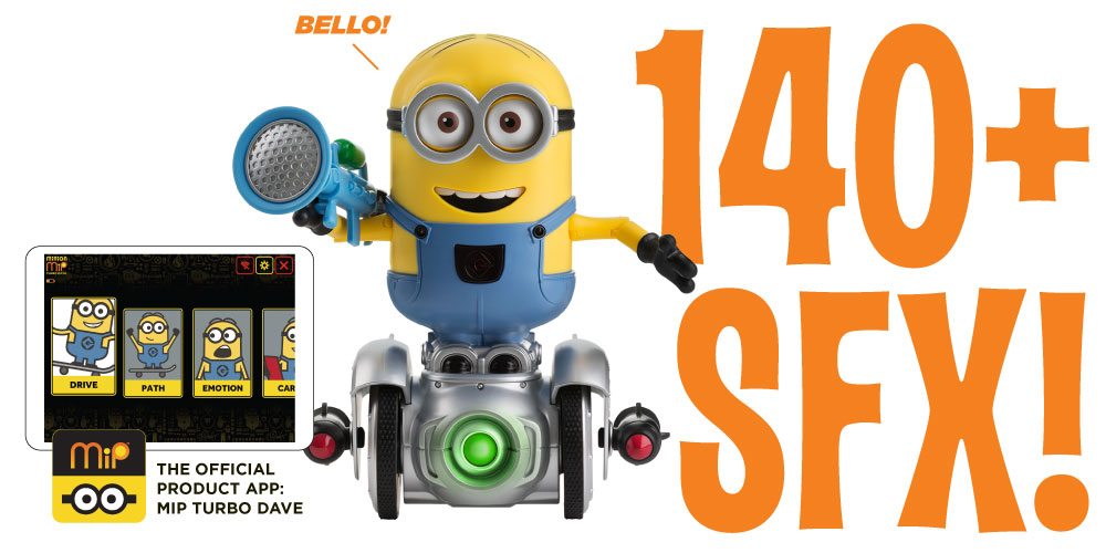 YOU'LL LAUGH AT EVERYTHING THIS MINION HAS TO SAY!