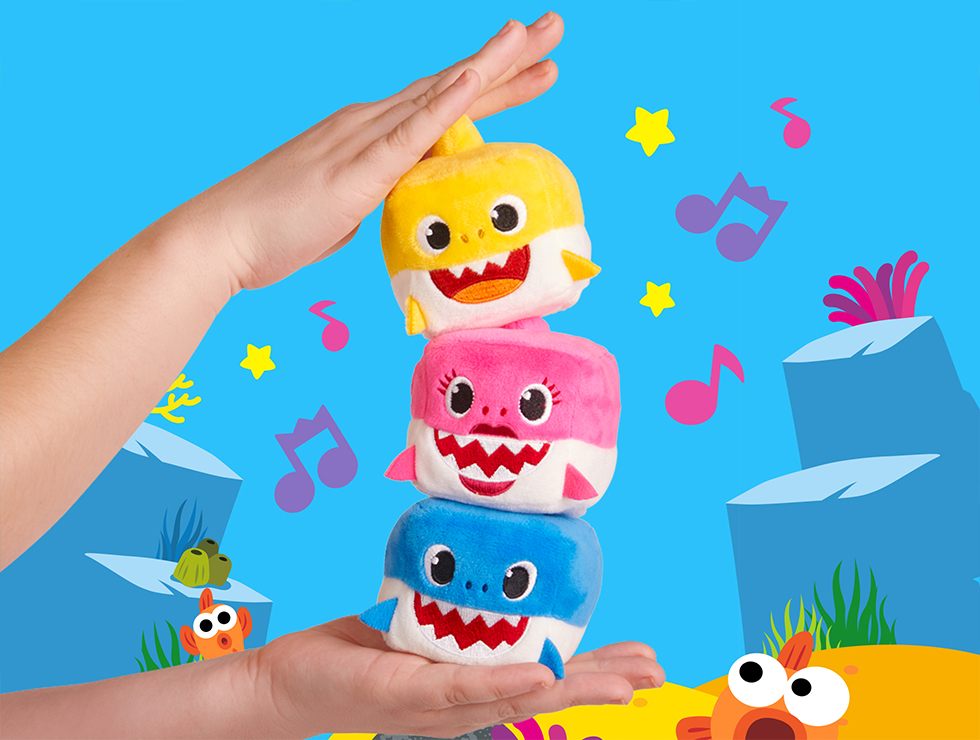 Pinkfong Baby Shark Official Toys By Wowwee