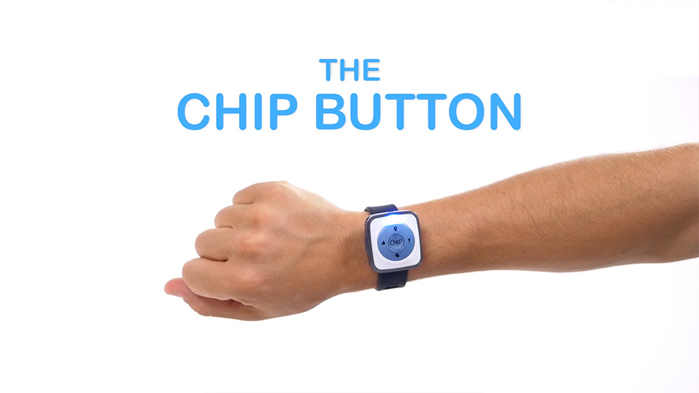 SmartBand Tutorial #2: The CHiP button