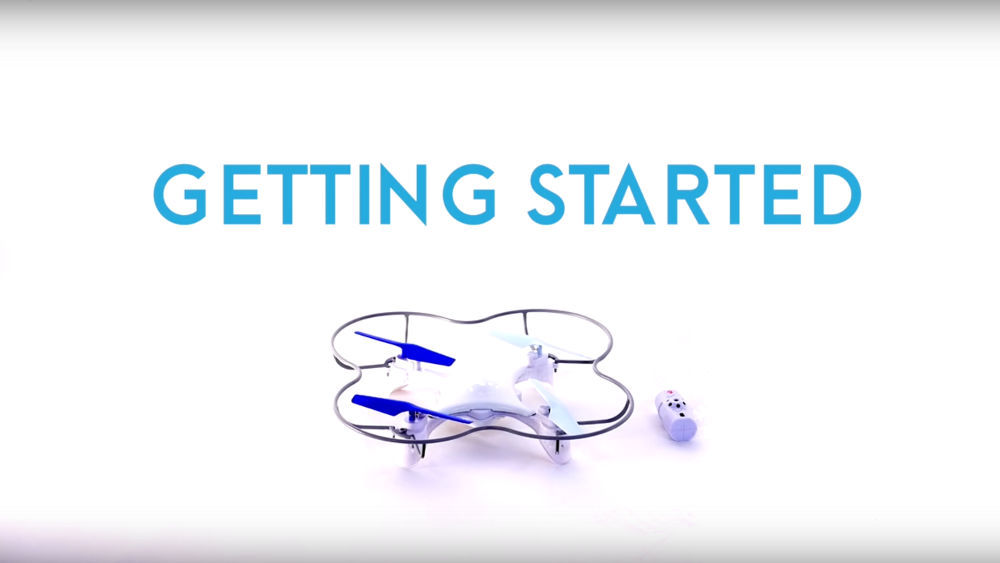 Getting Started with your LUMI Gaming Drone