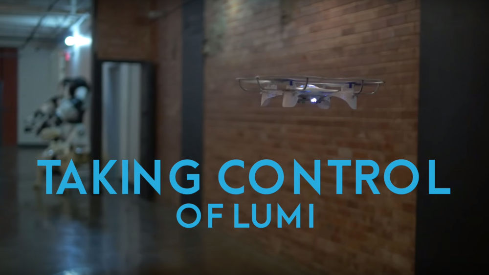 Tutorial: Free Flight Mode with LUMI Gaming Drone