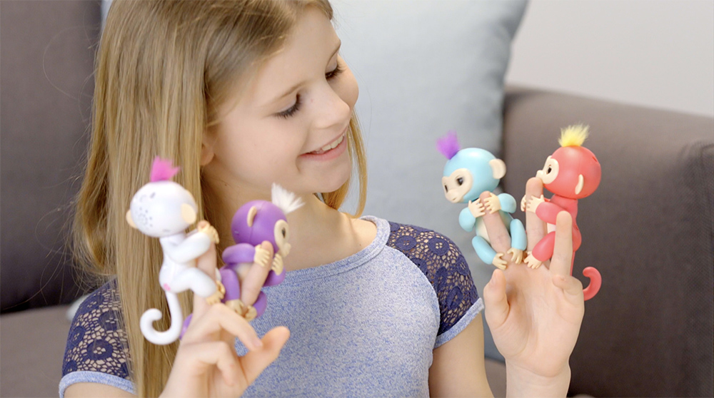Fingerlings - Ways to Play