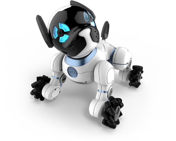 wowwee chip the smart and lovable robot dog