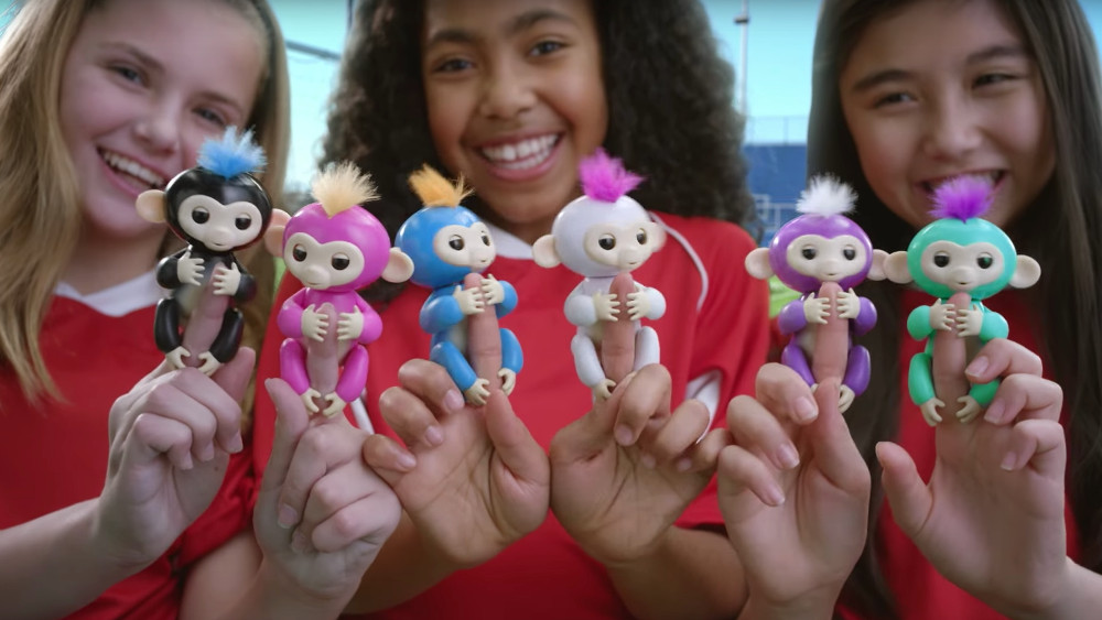 Fingerlings Monkeys View